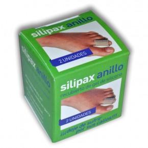 SILIPAX ANILLO CON GEL SILICONA DEDOS PIES, 2uds. CN.398891