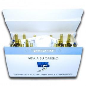 PACK VITAL-5, VIDA A SU CABELLO VALEFARMA, 16Amp. + 60Comp.