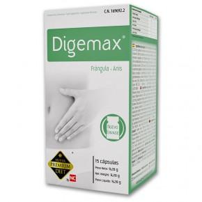 DIGEMAX NC,  EFECTO DIGESTIVO 15 Cáps. CN.169692.2