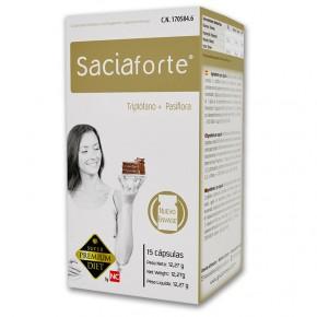 SACIAFORTE NC, RELAJANTE y SACIANTE 15 Cáps. CN.170584.6