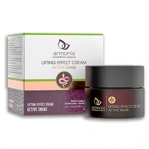 CREMA LIFTING EFFECT ACTIVE SNAKE ARMONÍA, 50ml.