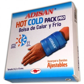 HOT COLD PACK PRO ADISAN BOLSA CALOR Y FRÍO 24,5x13cm.