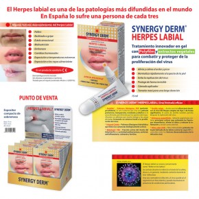 HERPES LABIAL SYNERGY DERM