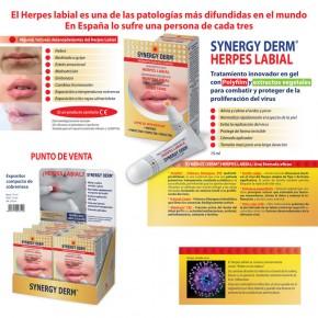 HERPES LABIAL SYNERGY DERM