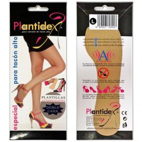 PLANTILLAS ANTIDESLIZANTES PLANTIDEX, Talla L 39 Adelante