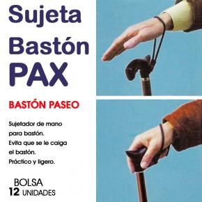 SUJETA BASTÓN PAX 12uds.