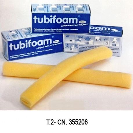 TUBIFOAM ROZADURAS PIE Y JUANETES, Talla 2- CN.355206