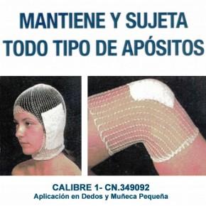 TENSOFIX SUJETA APÓSITOS, CAL. 1-Dedos-Muñeca, CN.349092