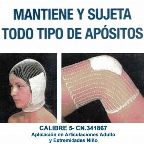 TENSOFIX SUJETA APÓSITOS, CAL. 5-Articulac.-Extrmidad. CN.341867