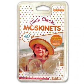 MOSKINETS CLICK CLACK RECAMBIOS 4uds - 40 Días