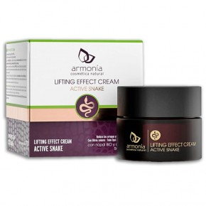 CREMA DE SERPIENTE LIFTING EFFECT ARMONÍA, 50ml.