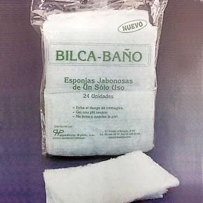 BILCA-BAÑO ESPONJAS JABONOSAS 24uds. CN.371047