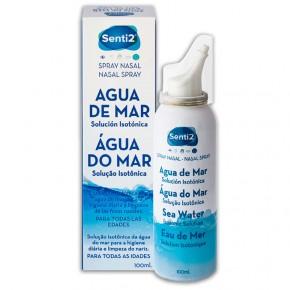 AGUA DE MAR SPRAY NASAL SENTI-2, 100ml. CN.181482.1