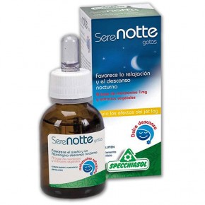 SERENOTTE GOTAS 1,9mg. MELATONINA 50ml.