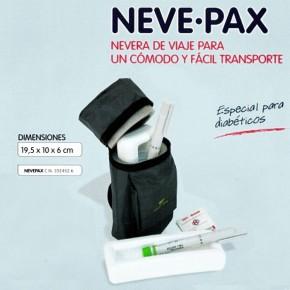 NEVE-PAX, NEVERA DE VIAJE ESPECIAL DIABÉTICOS, CN.332452.6