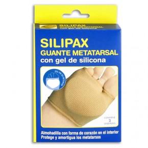 GUANTE METATARSAL SILIPAX 2uds.T2(40-44)CN.174878.2