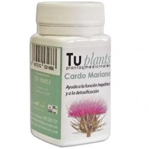 TU PLANTS CARDO MARIANO NC DETOX HÍGADO 60Cáps. CN.189660.5