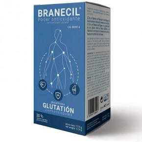BRANECIL ANTIOXIADANTE GLUTATIÓN 30Caps. CN.202357.4